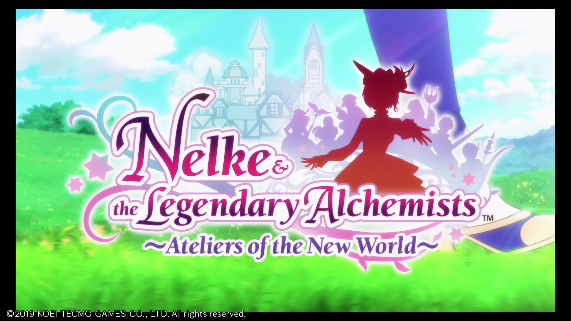 Nelke & the Legendary Alchemists ~Ateliers of the New World~_20190325205453