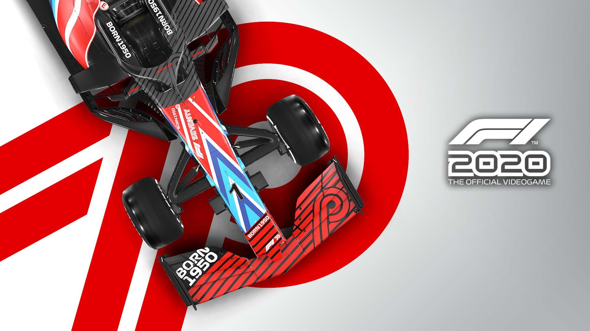 F1 2020 - Logo