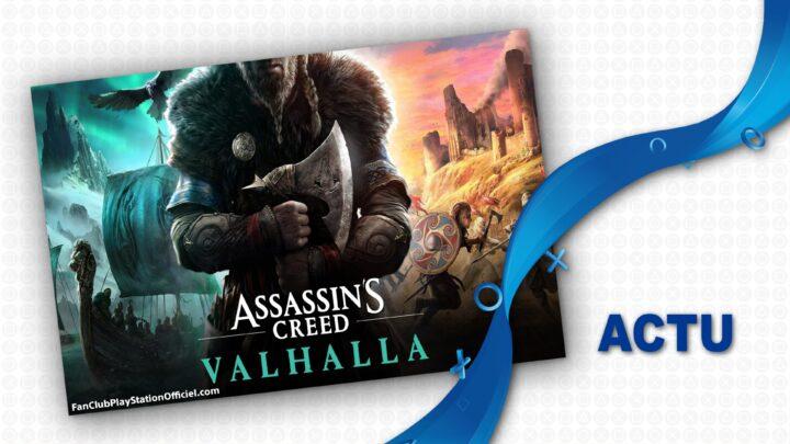 Nouvelle Mise à jour pour Assassin's Creed Valhalla