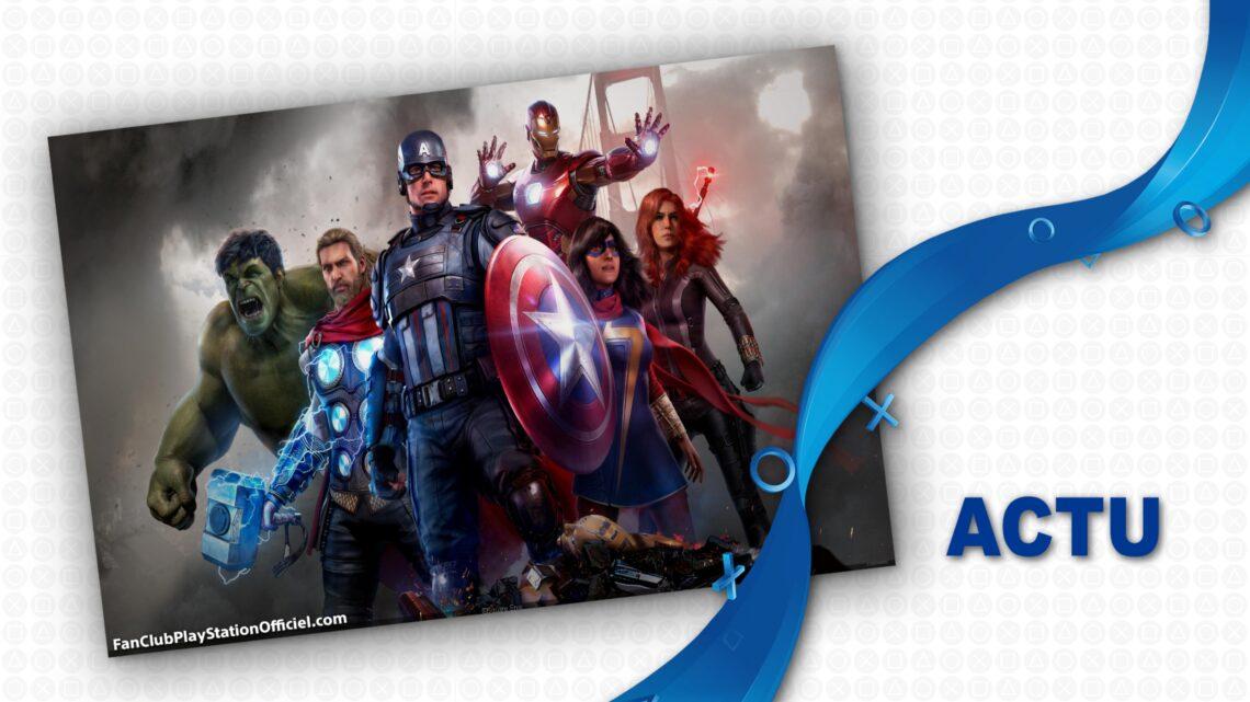 Les dernières News importantes pour Marvel 's Avengers