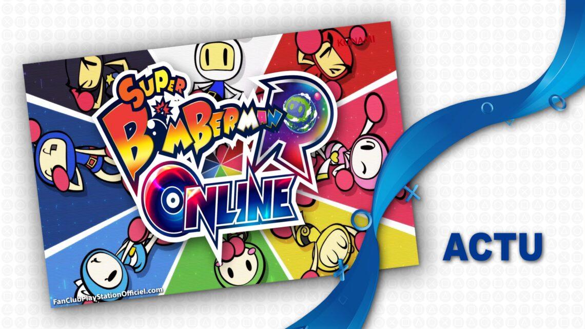 Super Bomberman R Online débarque sur Playstation