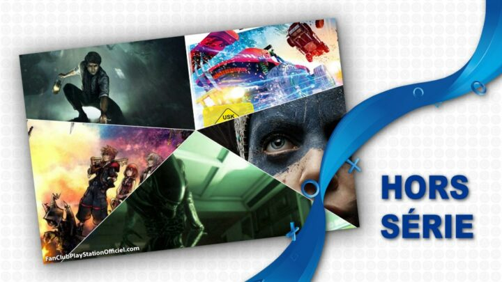 Sélection de jeux PS4 à moins de 20€