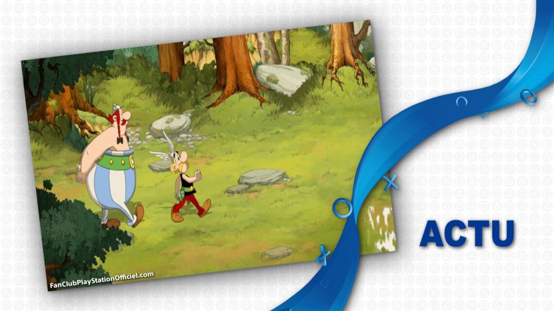 Microids annonce son futur jeu Astérix & Obélix