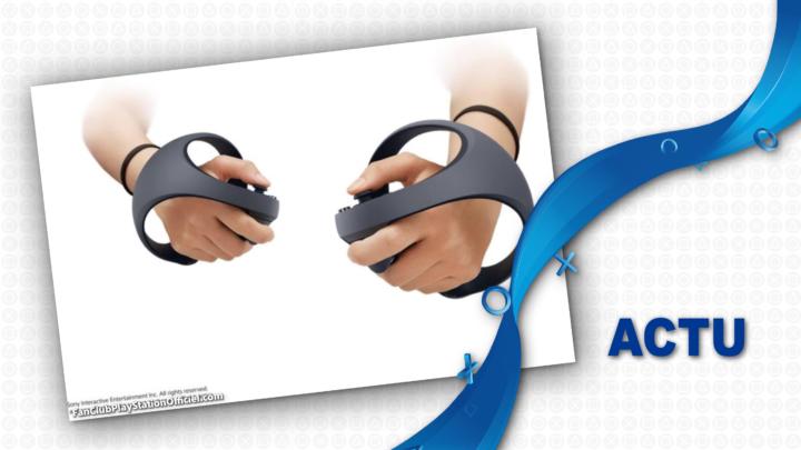 Sony nous dévoile les nouvelles manettes du PS VR