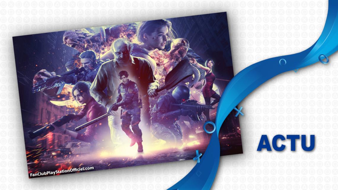 Capcom nous donne des détails sur les 25 ans de Résident Evil