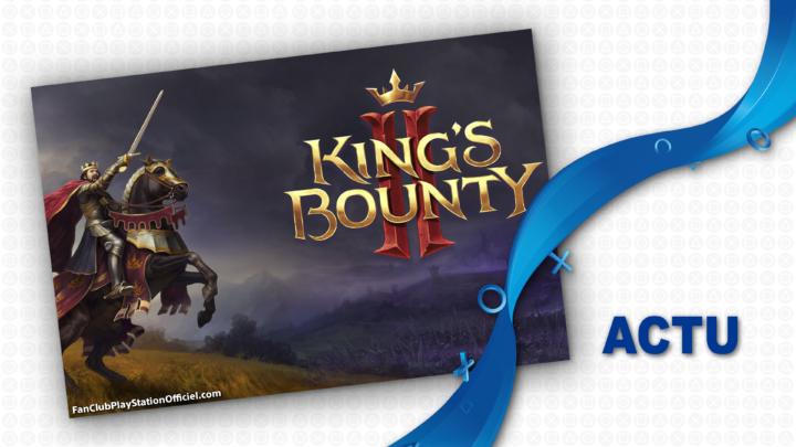 PS4 : Nouveau Trailer pour King's Bounty II