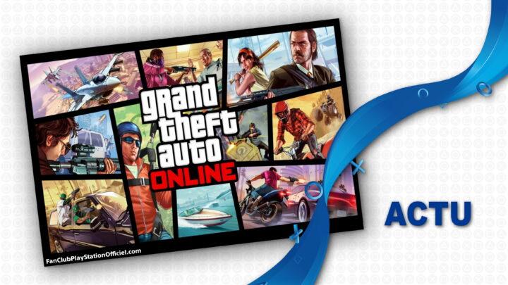 GTA V : Une date sur PS5 et des bonus !