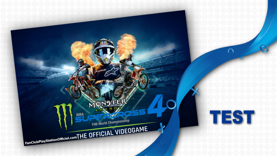 [TEST] Monster Energy Supercross 4