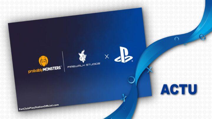 Partenariat entre PlayStation et Firewalk Studios pour une nouvelle franchise multijoueur