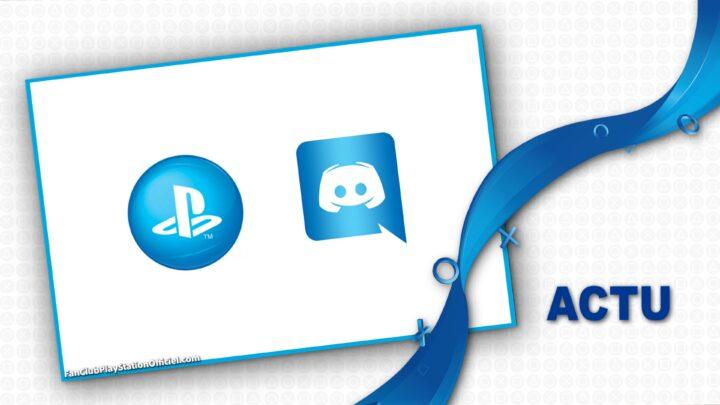 Un partenariat entre PlayStation et Discord