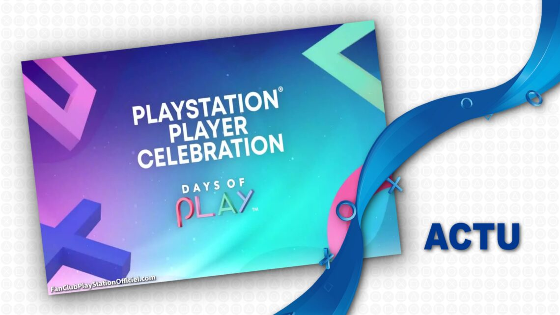 Lancement du PlayStation Player Celebration