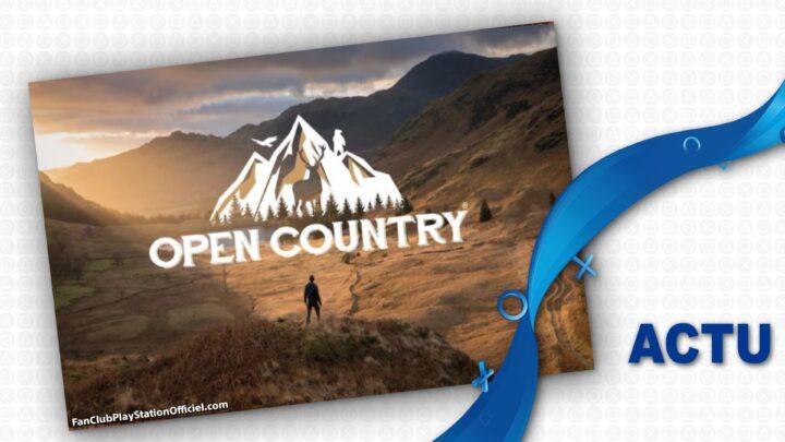 Open Country s'annonce sur console, mais voit sa sortie repoussée de quelques semaines