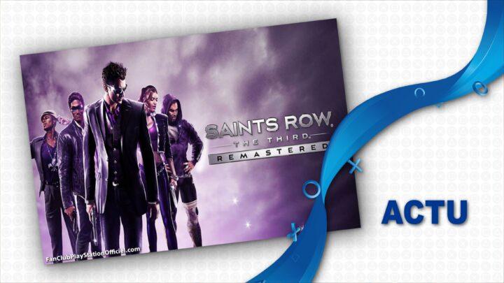 Saints Row débarque sur PS5