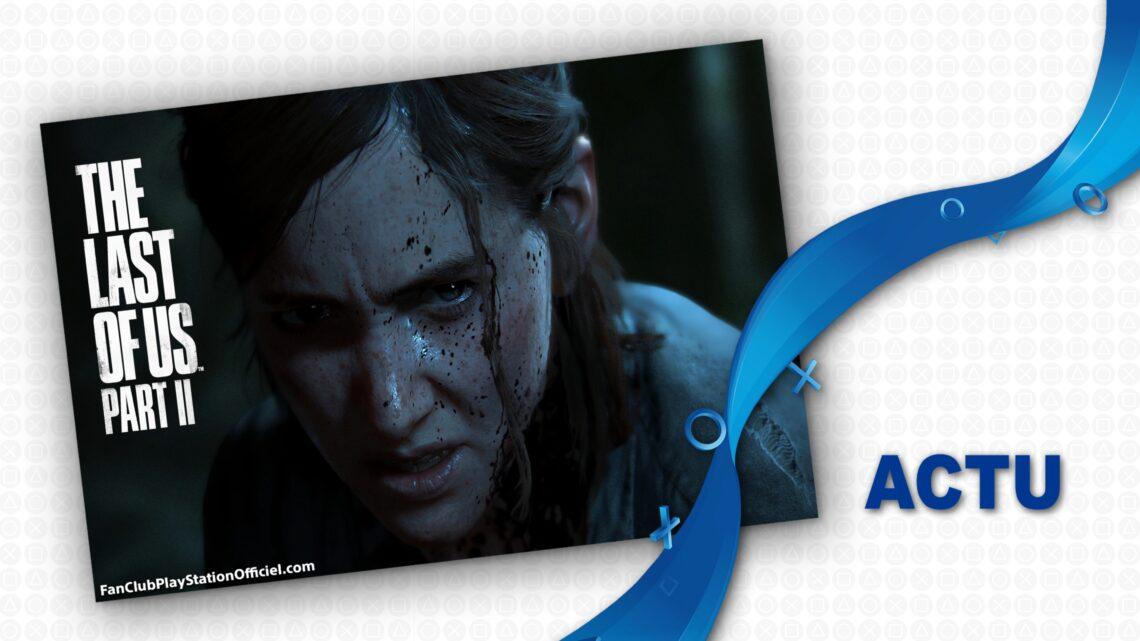 La mise à jour PS5 de The Last Of Us PART II enfin disponible