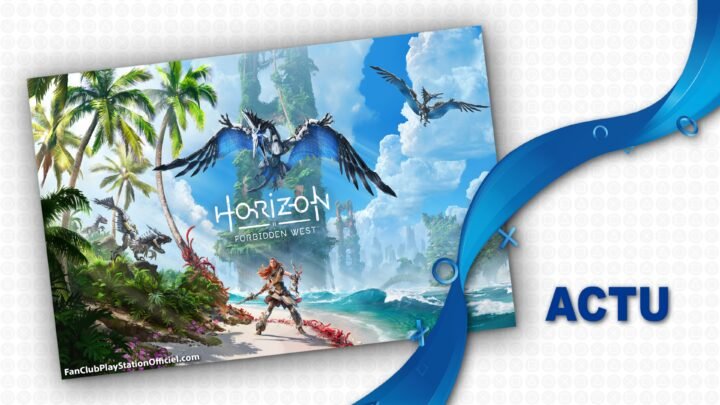 Du Gameplay d'Horizon Forbidden West