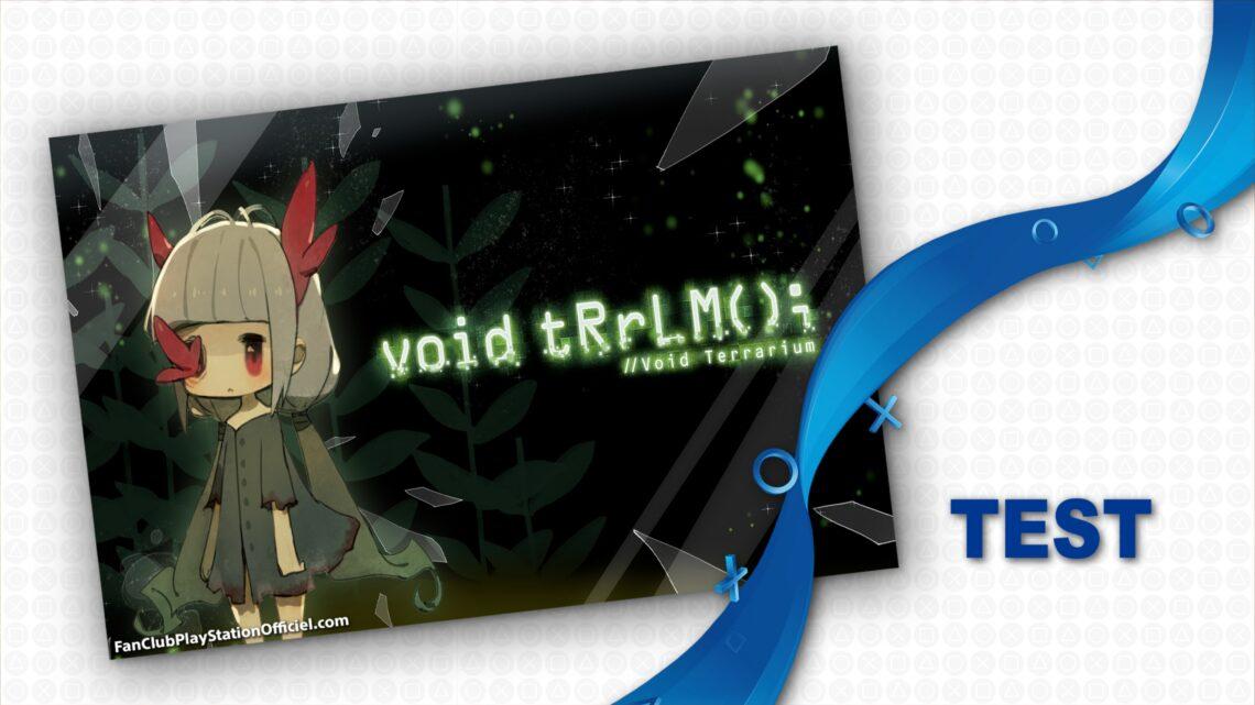 [TEST] PS5: Void Terrarium