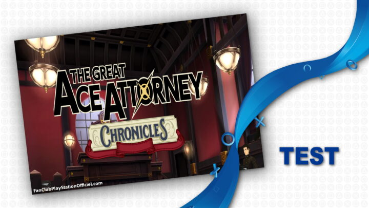 [TEST] The Great Ace Attorney Chronicles