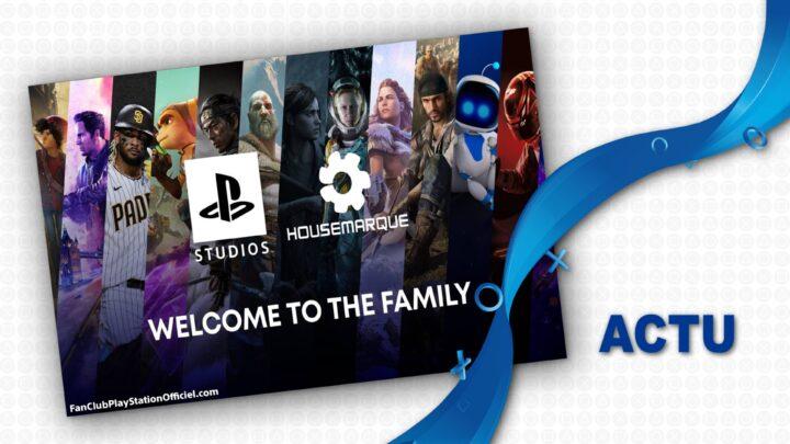 La famille des PlayStation Studios s'agrandit