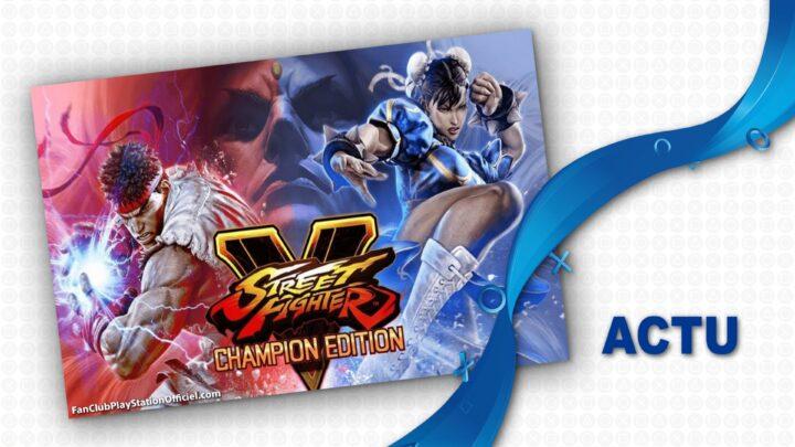 2 nouveaux combattants debarquent dans Street Fighter V