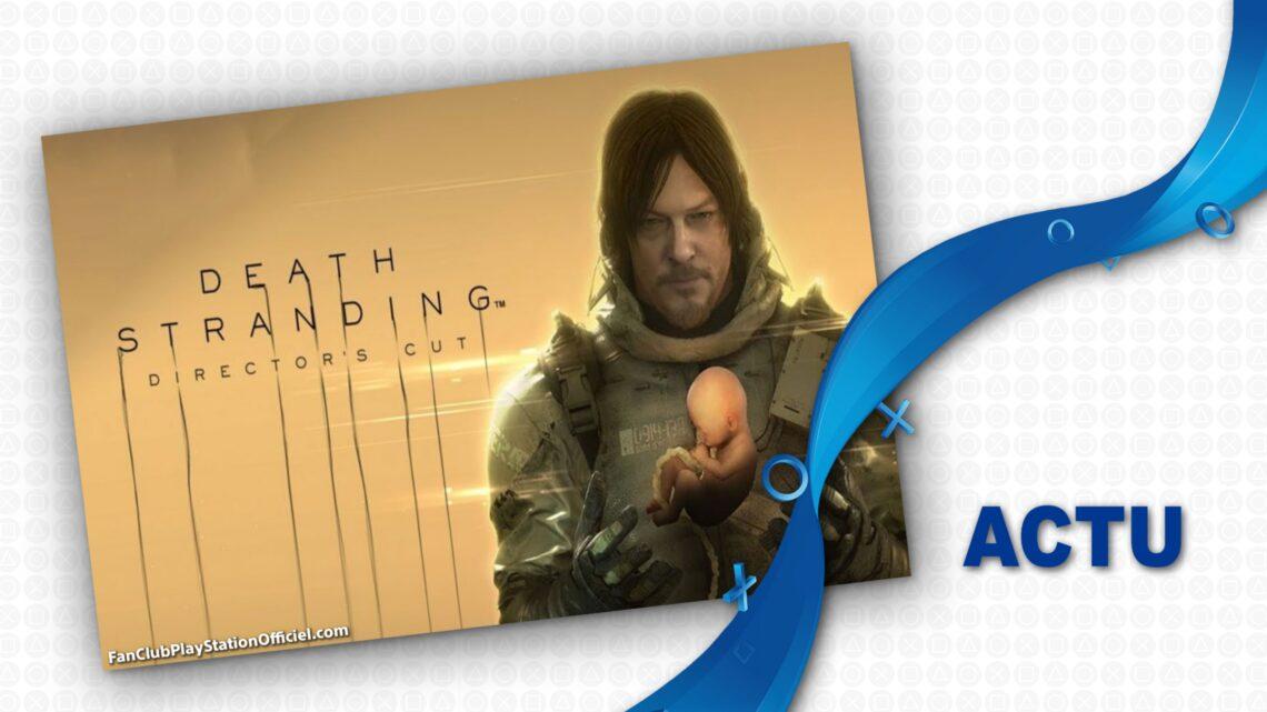 Death Stranding director's cut se dévoile davantage