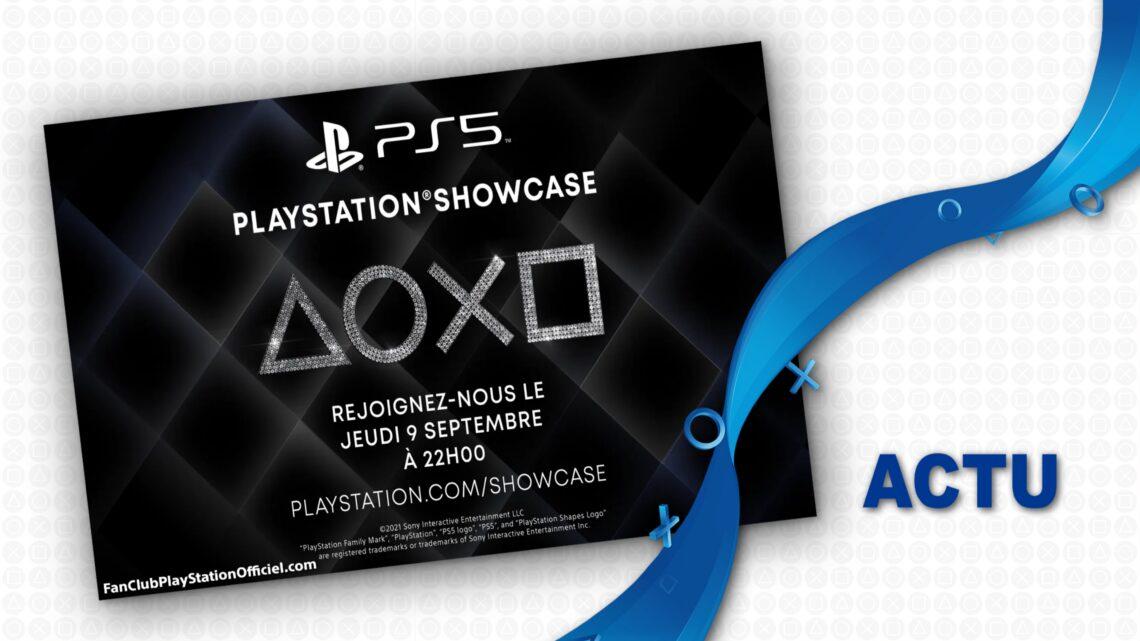 Le showcase de PlayStation enfin daté !