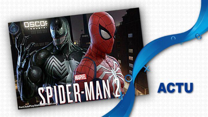 Le 2eme volet de Spiderman enfin annoncé !