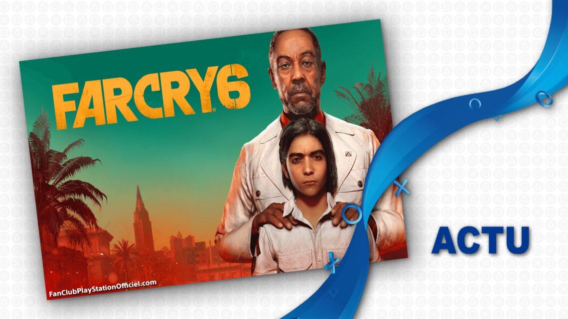 Encore une (mauvaise) nouvelle pour Far Cry 6