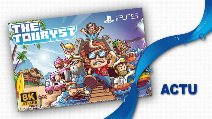 The Touryst : Premier jeu PS5 8K