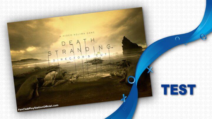 [TEST]Death Stranding Director's Cut